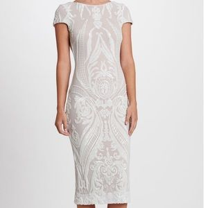 Dress the Population Brandi Sequin Rococo Dress